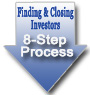 Value Hound 8-Step Process to Finding and Closing Investors for Your Deals